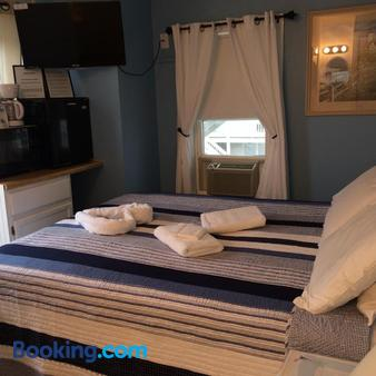 The New Oceanic Inn - Old Orchard Beach - Bedroom