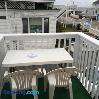The New Oceanic Inn - Old Orchard Beach - Balcony