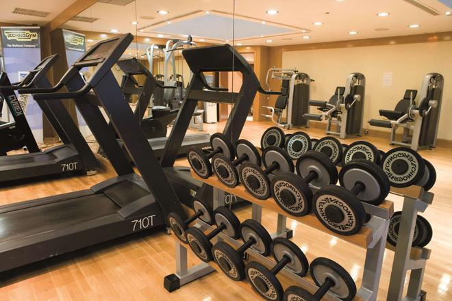 Radisson Blu Park Hotel Athens - Athens - Gym