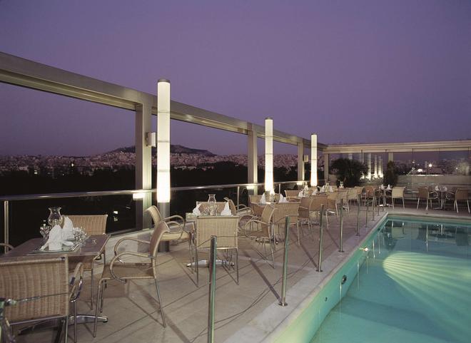 雅典麗笙酒店 - 雅典 - 雅典 - 餐廳