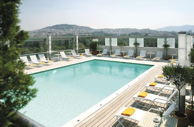 雅典麗笙酒店 - 雅典 - 雅典 - 游泳池