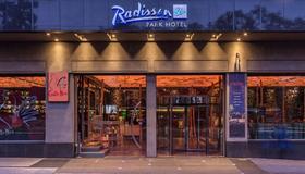 Radisson Blu Park Hotel Athens - Atene - Edificio