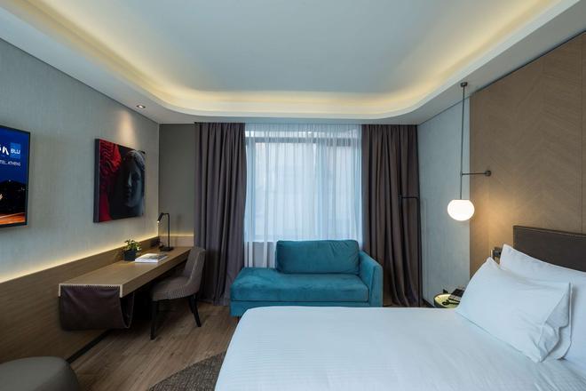 雅典麗笙酒店 - 雅典 - 雅典 - 臥室