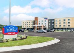 Fairfield Inn and Suites by Marriott Huntington - Huntington - Edificio