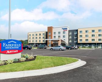 Fairfield Inn and Suites by Marriott Huntington - Huntington - Building
