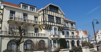 Vakantiecentrum Zeelinde - De Haan - Κτίριο