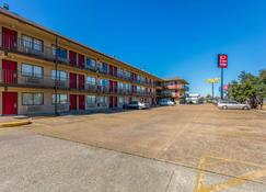 Econo Lodge - West Memphis - Rakennus