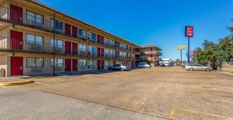 Econo Lodge - Западный район Мемфиса - Здание