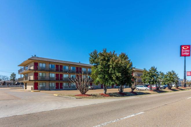 Econo Lodge - West Memphis - Rakennus