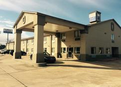 Texas Inn & Suites - Lufkin - Rakennus