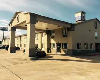 Texas Inn & Suites - Lufkin - Gebouw