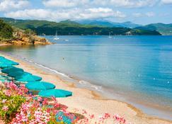 Hotel Villa Ottone - Portoferraio - Playa