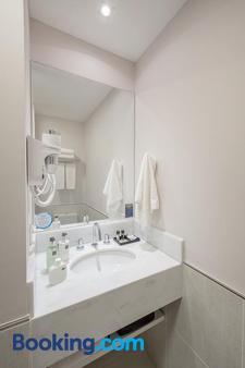 Intercity Porto Alegre Cidade Baixa - Porto Alegre - Bathroom