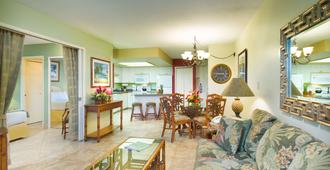 Aston at the Maui Banyan - Kīhei - Living room