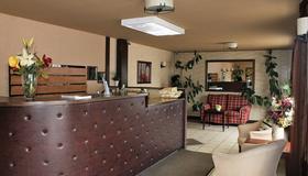 Motel Chez Pierre - La Malbaie - Front desk