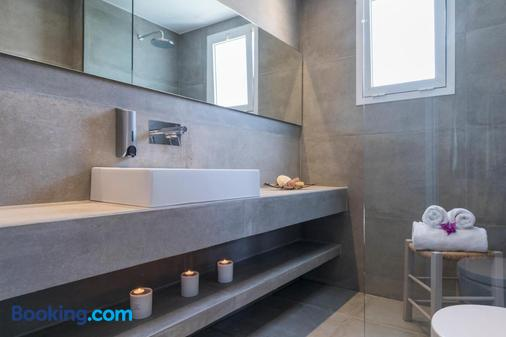 Candia Park Village - Agios Nikolaos - Bathroom