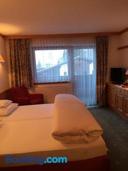 Hotel Garni Senn - Sankt Anton am Arlberg - Bedroom