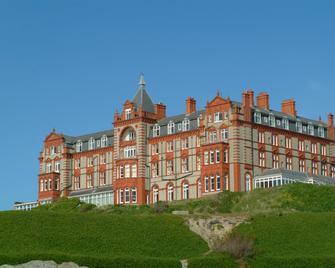 The Headland Hotel and Spa - Newquay - Edificio