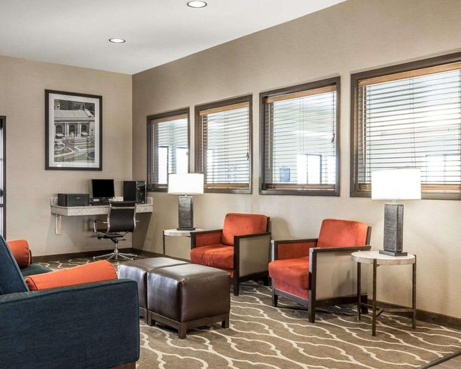 Quality Inn and Suites - Bethany - Lobby