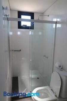 America del Sur Hostel Calafate - El Calafate - Phòng tắm