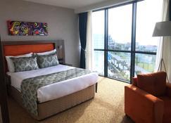 Sky Tower Hotel - Batumi - Bedroom