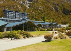 The Hermitage Hotel Mount Cook - Mount Cook - Building