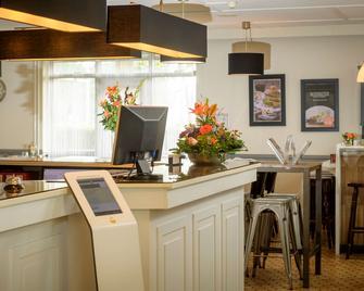 Campanile Hotel 's-Hertogenbosch - 's-Hertogenbosch - Кухня