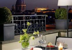 The First Roma Arte - Rome - Nhà hàng