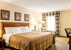 Quality Inn And Conference Center - Fremont - Schlafzimmer