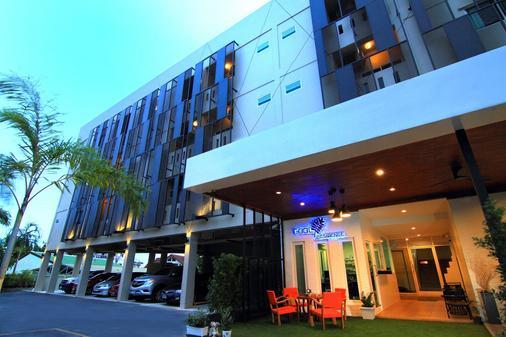 Cool Residence - Phuket City - Building