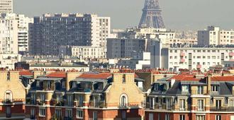 宜必思巴黎意大利大街酒店 - 巴黎 - 室外景