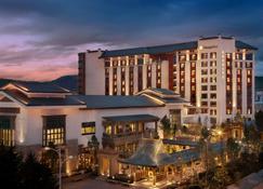 Shangri-La Resort, Shangri-La - Shangri-La - Building
