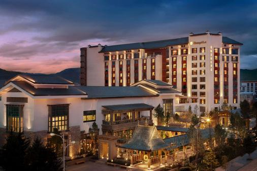 Shangri-La Resort, Shangri-La - Shangri-La - Edificio