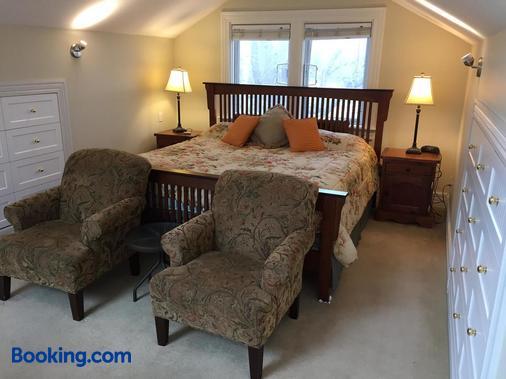Robert Porter House Inn Bed & Breakfast - Victoria - Bedroom