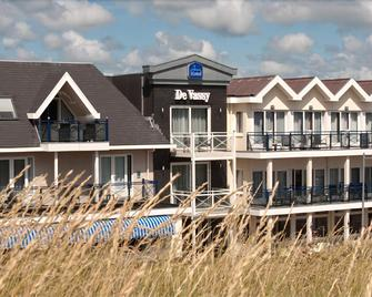 Hotel De Vassy - Egmond aan Zee - Building