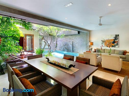 Kanishka Villas - Kuta - Dining room