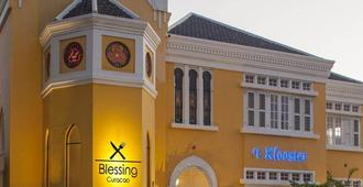 Boutique Hotel t Klooster - Willemstad - Edificio