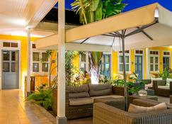 Boutique Hotel T Klooster - Willemstad - Patio