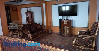 Hermosa Casa Mexicana - Mexico City - Living room
