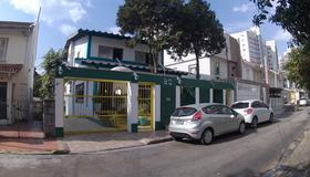 Hostel Casa Branca - São Paulo - Gebäude