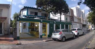 Hostel Casa Branca - סאו פאולו - בניין