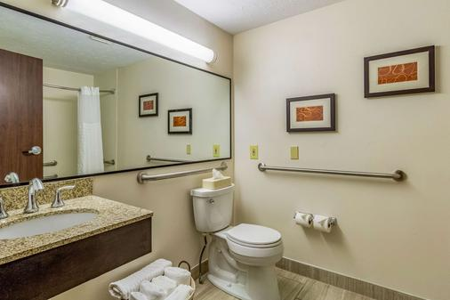 Comfort Inn - Independence - Bathroom