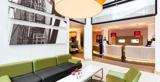 Novotel Rotterdam Brainpark - Rotterdam - Recepción