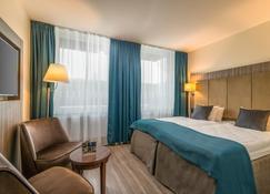 Hotel Oxelösund - Oxelosund - Sypialnia