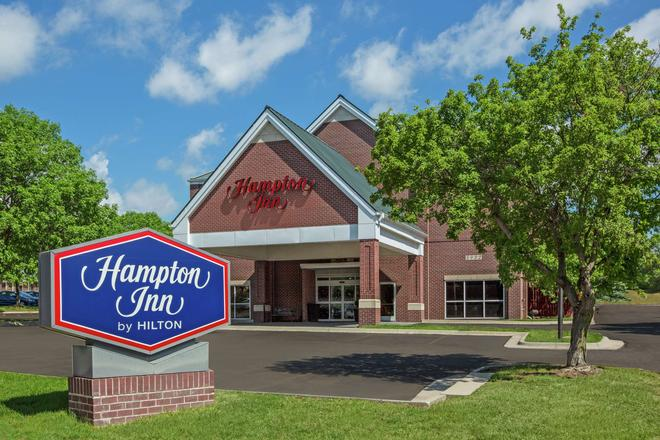 Hampton Inn South - Heritage Park - Lincoln - Building