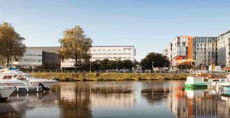Novotel Nantes Centre Gare - Nantes - Vista del exterior