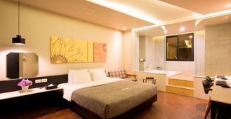 2 Heaven Hotel - Busan - Bedroom
