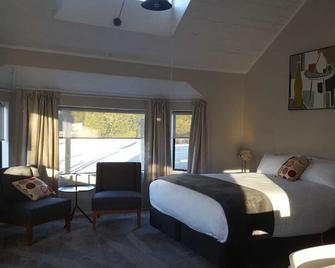 Ohakune Central Motels - Ohakune - Bedroom