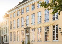 Hotel de Tuilerieen - บรูจส์ - อาคาร