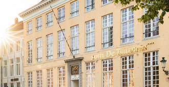 Hotel de Tuilerieen - Bruges - Edificio